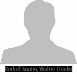 Rudolf Sauter, Walter Hanko