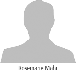 Rosemarie Mahr