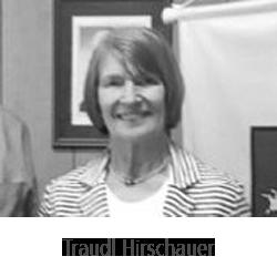 Traudl Hirschauer